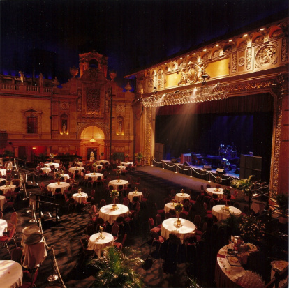 This historic theatre was the setting for HGTV's special event