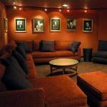 Private Club in Beverly Hills, Calif