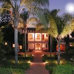 Hollywood Mansion, Hollywood, Calif